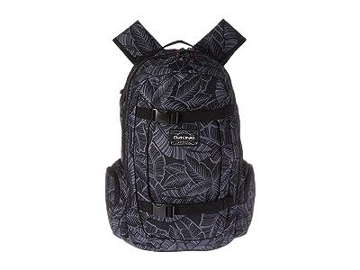 Dakine Mission Backpack 25L (Stencil Palm) Backpack Bags