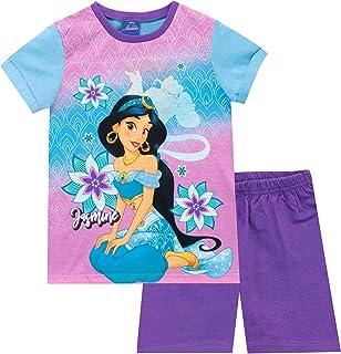 7f19734ecf Disney Pigiama a Maniche Corte per Ragazze Aladdin Jasmine