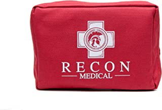 Recon Medical Pack (Red, Canvas Bag)