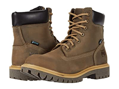 Timberland PRO Direct Attach 6 Steel Safety Toe Insulated Waterproof (Turkish Coffee) Women