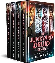 Junkyard Druid Books 1-4: An Urban Fantasy Boxed Set (Junkyard Druid Urban Fantasy Boxed Sets Book 1)
