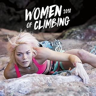 Women of Climbing Calendar 2018