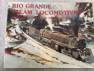 Rio Grande Steam Locomotive - Standard Guage