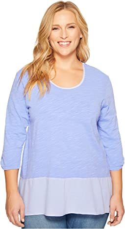 Extra Fresh by Fresh Produce - Plus Size Windfall Top