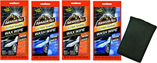 Armor All 18570 1 Pack 5 Piece Wipes and Sponge Kit