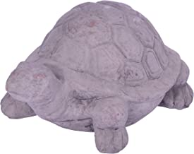 Schildkröte Kantenhocker Gartendeko Keramikfigur