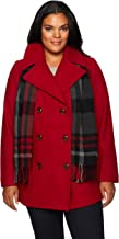 Best red london fog coat Reviews