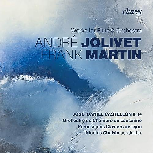 Ballade pour flûte, orchestre à cordes et piano de José ...
