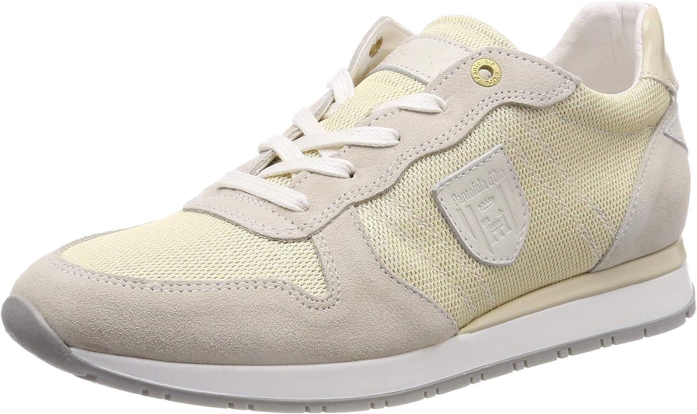 Pantofola d'guld Woherrar Woherrar Woherrar Umito Donne Low -Top skor, (vit.02A), 3.5 Storbritannien  presentera alla senaste high street mode