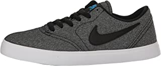 Nike Boy's SB Check Canvas Skateboarding Shoes