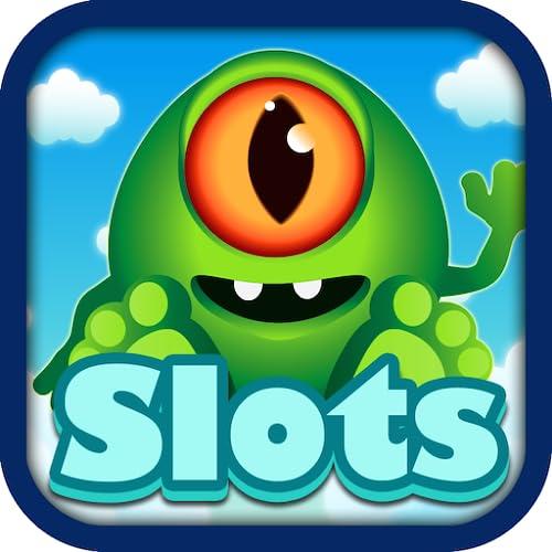 Slots de Vegas de Fortune gran susto Mania - Casino Juegos Tragaperras con Burbuja Monstruos & brujas Diminuto