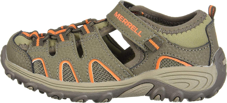 Merrell Unisex-Child Hydro H2o Hiker Sandal Sport