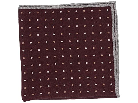 eleventy Multi Dot Pocket Square