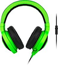 Razer Kraken Pro Analog Gaming Headset for PC, Xbox One and Playstation 4, Green