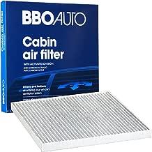 BBO AUTO BCF10709 Premium Cabin Air Filter with Active Carbon Media – Fits Kia Sportage, Rio, Forte, Rio5, Forte5, Rondo   Hyundai Tucson, Accent, Genesis (CF10709 REPLACEMENT)