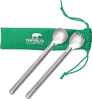 toaks long handle spoon