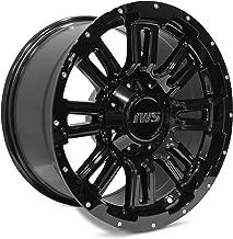 17x9 IWS 5006 Painted Black Wheel 6x135 / 6X139.7 - (-12mm) Offset