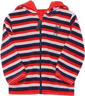Liverpool FC Baby Zip-Through Fleece LFC Official