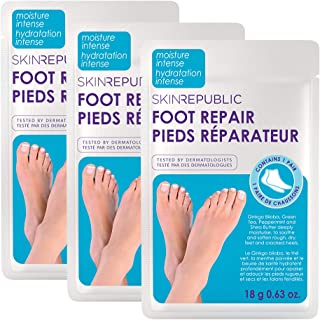 Skin Republic Foot Repair to Soften Rough and Dry Feet and Heels