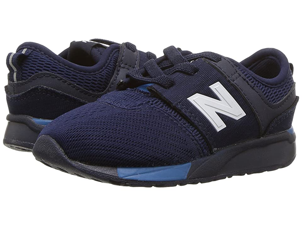 New Balance Kids KA247v1I (Infant/Toddler) (Blue/Blue) Boys Shoes