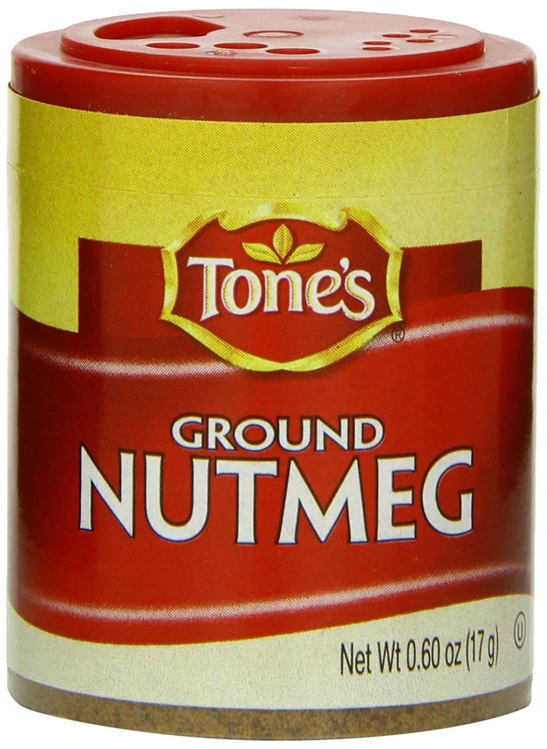 Tone's Mini's Nutmeg Ground Limited time sale 0.60 Selling Ounce 6 of Pack