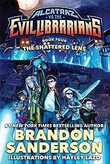 The Shattered Lens: Alcatraz vs. the Evil Librarians