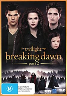 The Twilight Saga: Breaking Dawn - Part 2 (DVD)