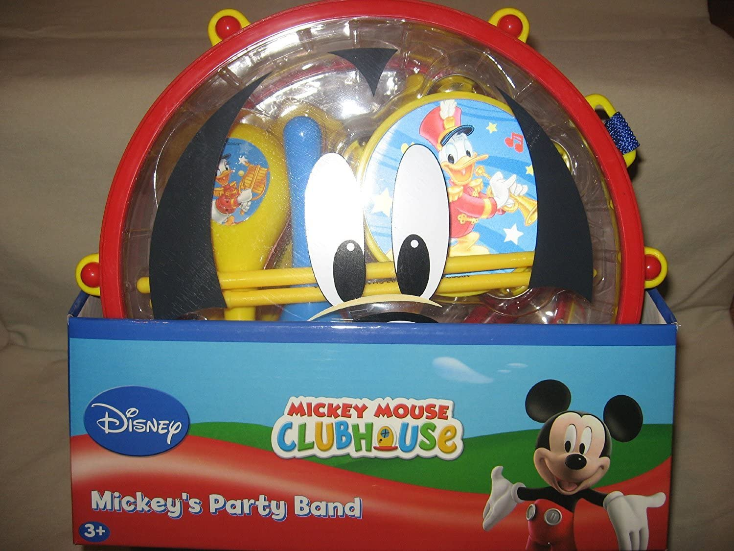 Mickey Mouse Clubhouse Mickey's Band Nippon regular agency 40% OFF Cheap Sale Party