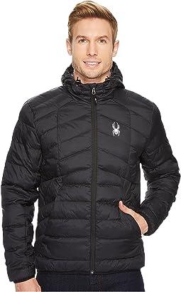 Spyder - Geared Hoodie Synthetic Down Jacket