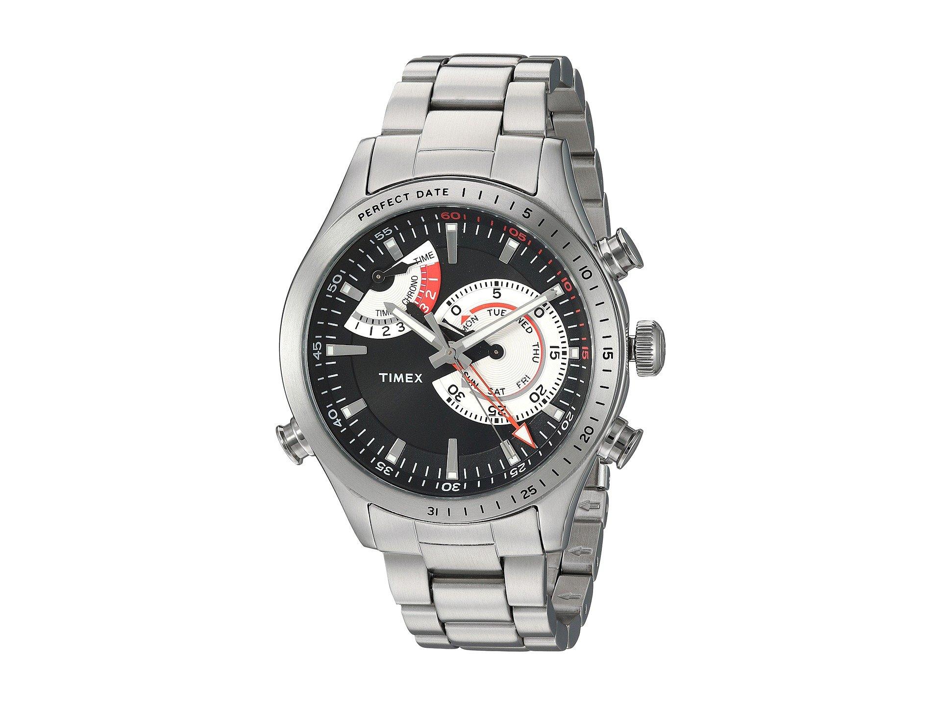 Reloj para Hombre Timex Intelligent Quartz® Chrono Timer  + Timex en VeoyCompro.net