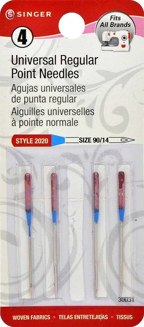 SINGER 30031 4 Regular Point Machine Needles