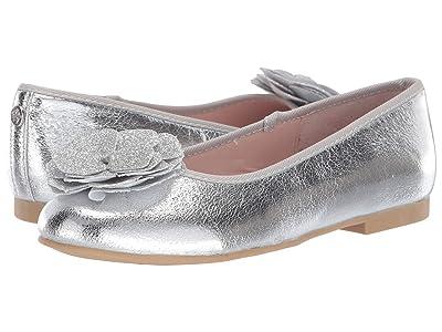 Nina Kids Estela (Little Kid/Big Kid) (Silver) Girls Shoes