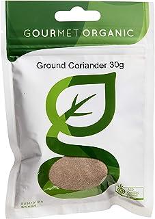 Gourmet Organic Herbs Coriander Ground, 30 g