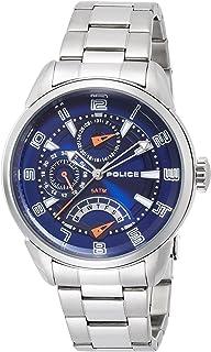 [ポリス]POLICE 腕時計 フラッシュ 10周年記念モデル 5気圧防水 14407JS-03MA メンズ 【正規輸入品】