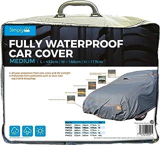 Simply Einfach pwcc2vollständig wasserdicht Auto, mittelgroß