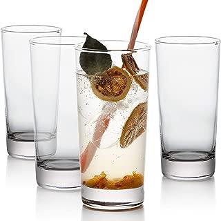 cylinder drinking glasses