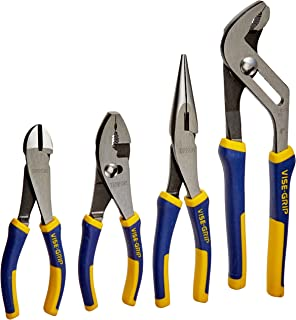 IRWIN VISE-GRIP Pliers Set, 4-Piece (2078707)