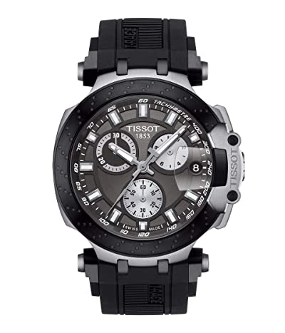 Tissot T-Sport T-Race Chronograph T1154172706100 (Anthracite) Watches