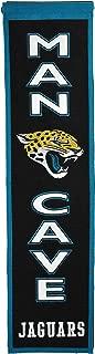 NFL Jacksonville Jaguars Man Cave Banner