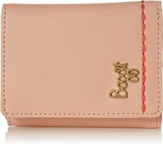 Baggit L Wallet Women's Clutch (Peach)