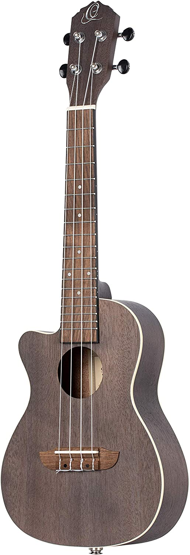 Ortega Guitars 4-String Earth 2021 model low-pricing Series Acoust Left-Handed Concert