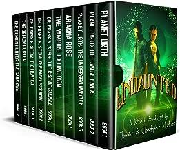 Undaunted: A 10-Book Boxed Set
