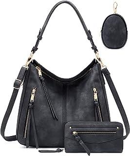 Hobo Bags for Women Handbags Purse Ladies Boho Shoulder Bag Crossbody Purses Faux Leather