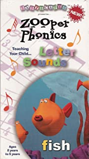 Babyscapes Presents... Zooper Phonics: Teaching Your Child Letter Sounds (2003)