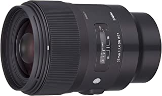 Sigma 35mm f/1.4 DG HSM Art Lens for Sony E-Mount Cameras (Black)