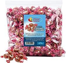 Goetze's Caramel Creams, 5 LB Bulk Candy