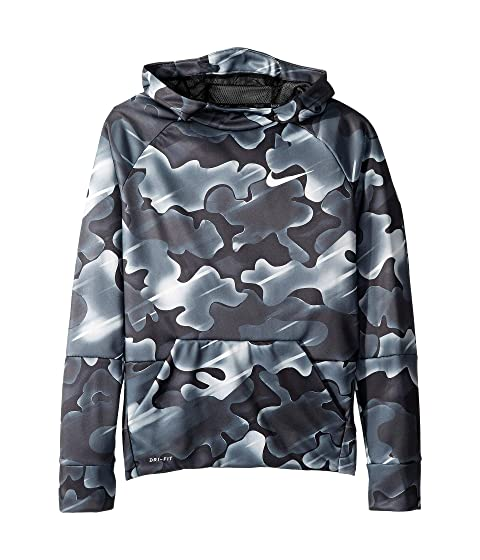 Nike Kids Therma Sports Pullover Hoodie (Little KidsBig
