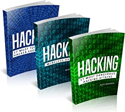 Hacking: How to Hack, Penetration testing Hacking Book, Step-by-Step implementation and demonstration guide Learn fast Wireless Hacking, Strategies, hacking methods and Black Hat H (3 manuscripts)