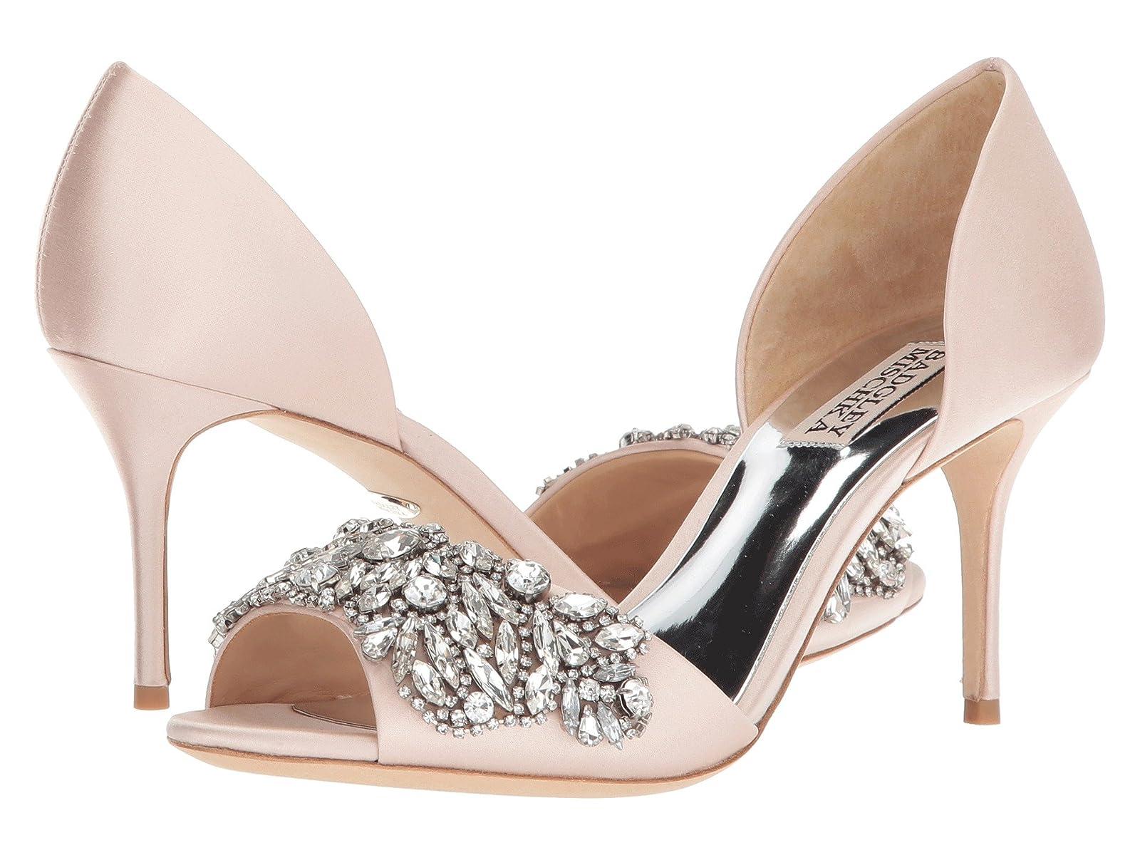 Badgley Mischka HansenCheap and distinctive eye-catching shoes