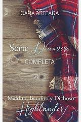 Serie Danvers completa: Maldito Highlander, Bendito Highlander y Dichoso Highlander (Spanish Edition) Kindle Edition